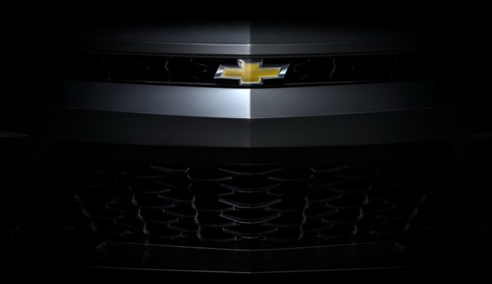 Chevrolet Camaro 2016 Teasers (1)