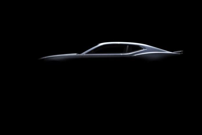 Chevrolet Camaro 2016 Teasers (2)