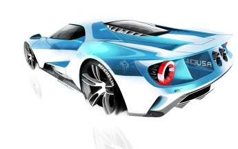 Ford GT Design Engineering Dearborn (10)