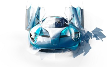 Ford GT Design Engineering Dearborn (9)