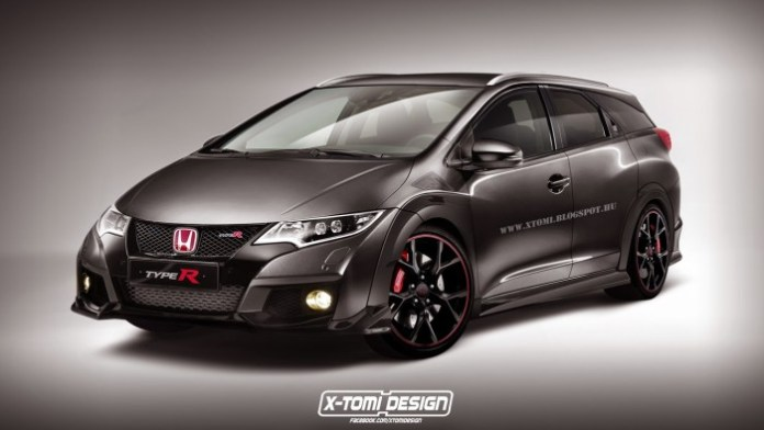 Honda Civic Tourer Type-R2