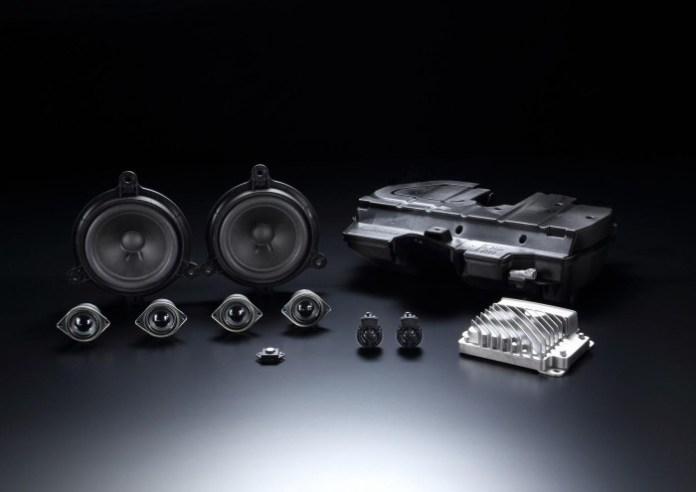 Mazda MX-5 Bose audio system 2