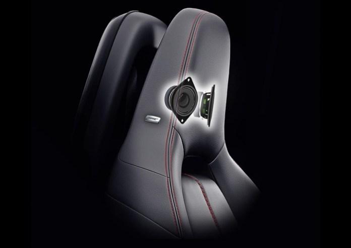 Mazda MX-5 Bose audio system 3