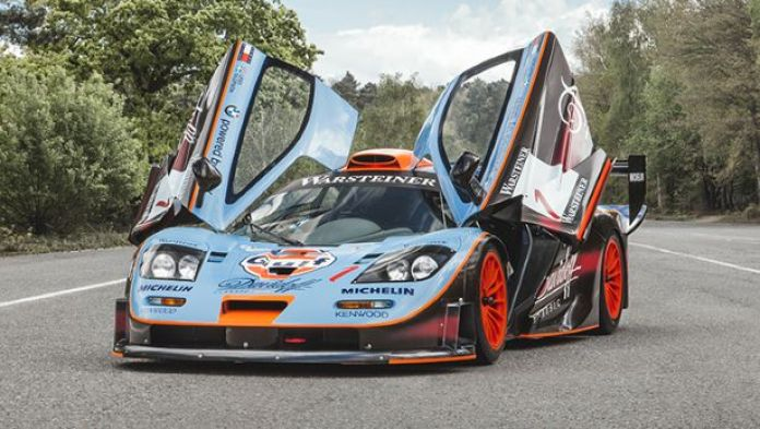 McLaren F1 GTR Longtail 1997 For Sale (1)