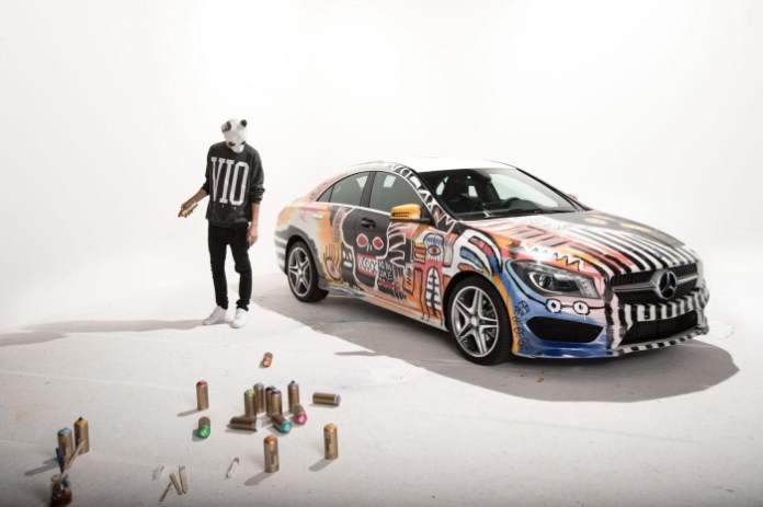 Mercedes CLA Street Style by CRO (3)