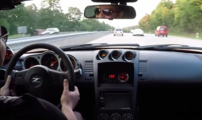 Nissan 350Z vs Porsche 911 GT3 vs Golf Mk1