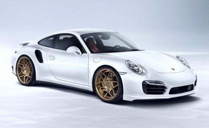 Porsche 911 Turbo S by Prototyp Production (1)
