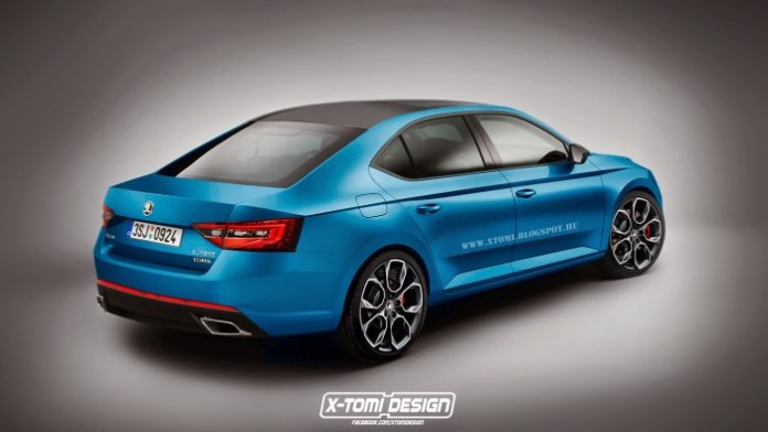 Skoda-SuperB-RS-rear2
