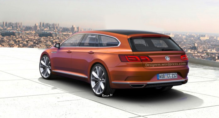 Volkswagen CC Shooting Brake (2)