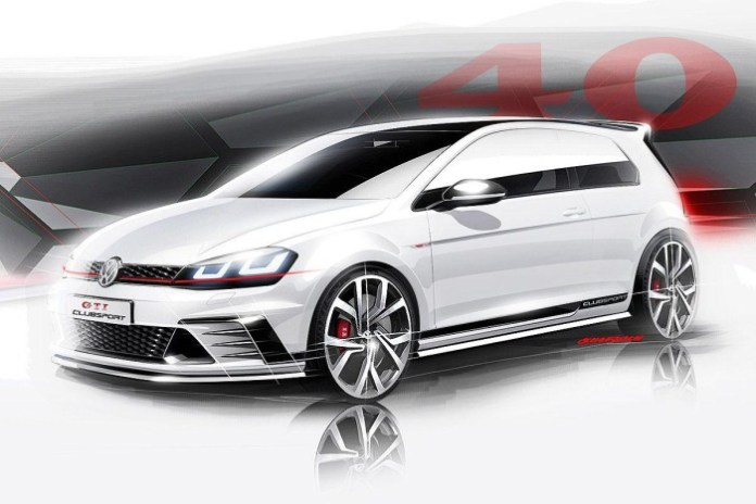 Volkswagen Golf GTI Clubsport 1