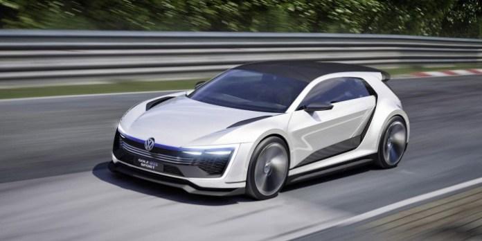 Volskwagen Golf GTE Sport concept (3)
