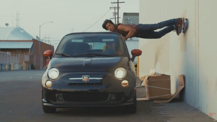 abarth parkour