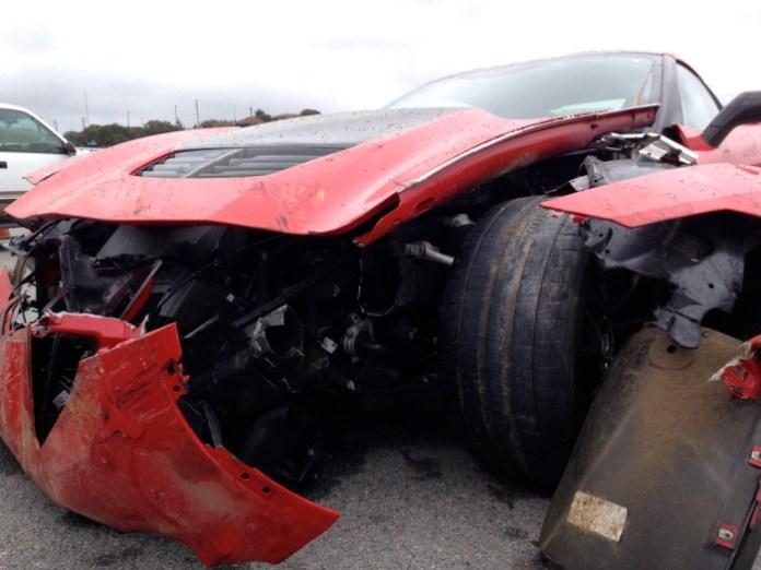 hevrolet Corvette Z06 crash (3)