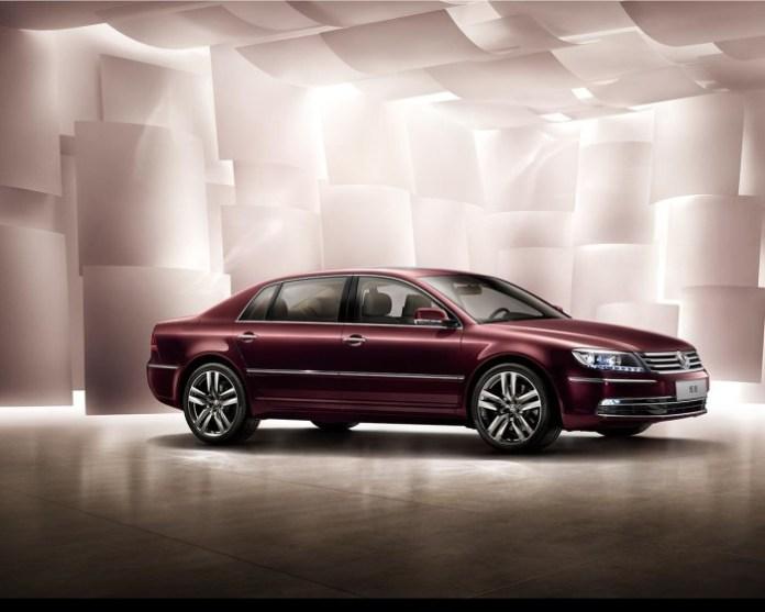 2015 Volkswagen Phaeton facelift 37