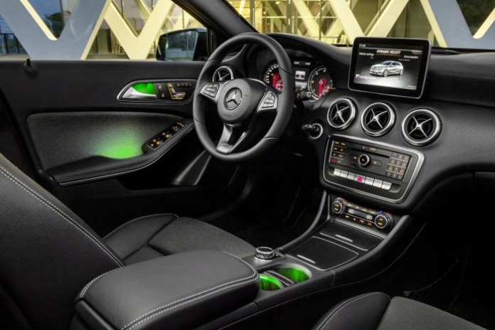 2016 Mercedes-Benz A45 AMG facelift 58