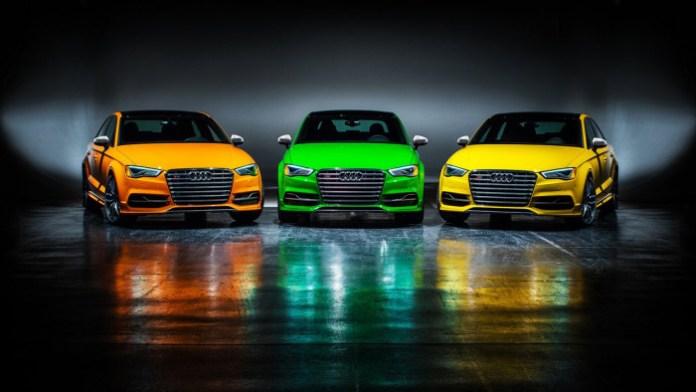 Audi S3 sedan Exclusive Edition (1)