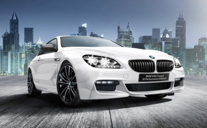BMW 640i Coupe M Performance Edition (1)