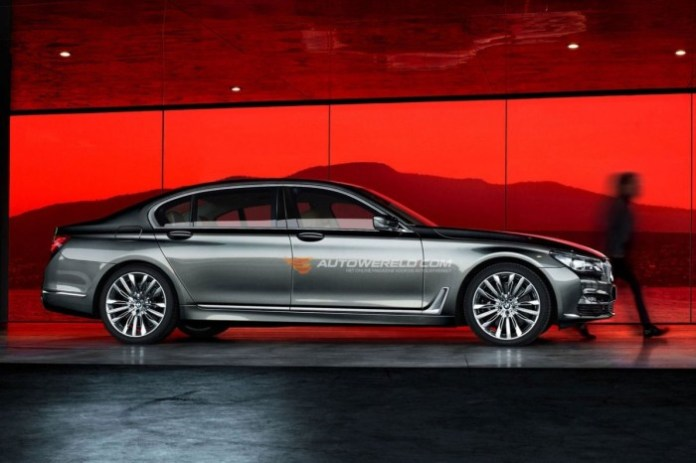 BMW 7-Series 2016 leaked photos (8)