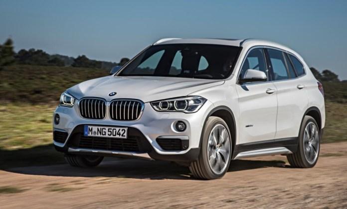 BMW X1 2016 (2)