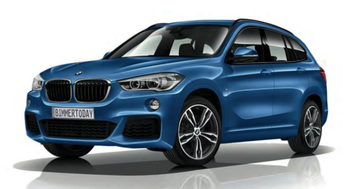 BMW X1 2016 With M-Sport Package (1)