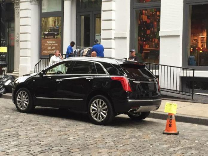 Cadillac XT5 1