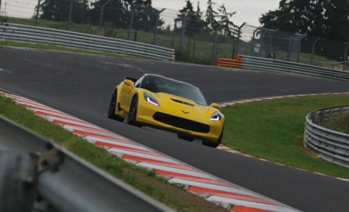 Corvette Z06 Nurburgring