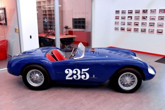 Ferrrari 500 Mondial Spyder 1954 (1)