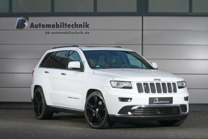 Jeep Grand Cherokee by B&B Automobiltechnik (1)