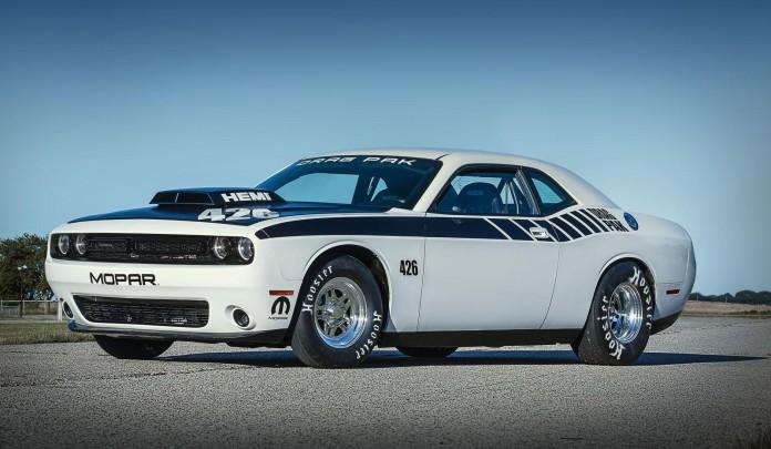 Mopar Dodge Challenger Drag Pak (3)