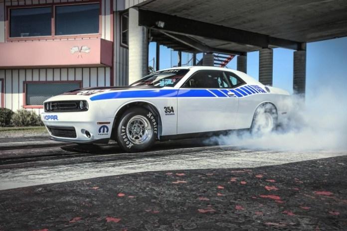 Mopar Dodge Challenger Drag Pak (6)