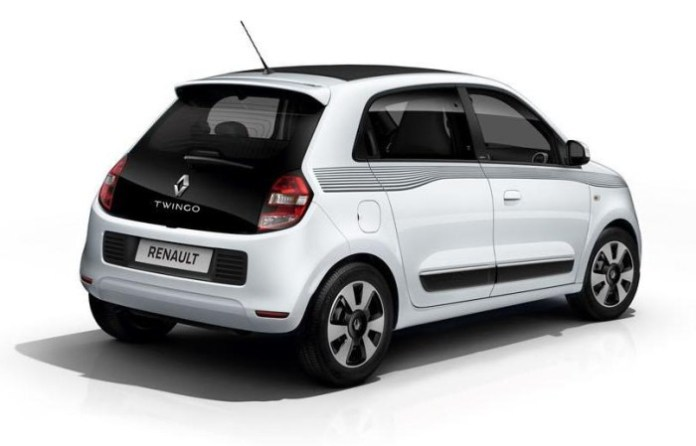 Renault Twingo Limited (2)
