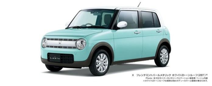 Suzuki Alto Lapin 2015 (1)