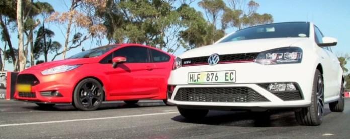 VW Polo GTI vs Ford Fiesta ST