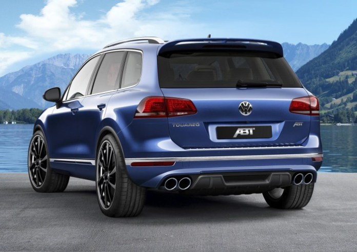 Volkswagen Touareg 3.0 TDI by ABT 2