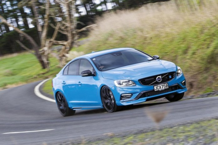 Volvo S60 - V60 Polestar Scott McLaughlin Edition 2