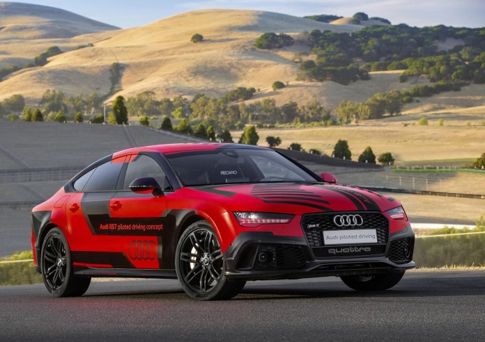2015 Audi RS7 piloted driving concept (1)