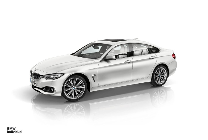 4-Series Gran Coupe by BMW Individual  (1)