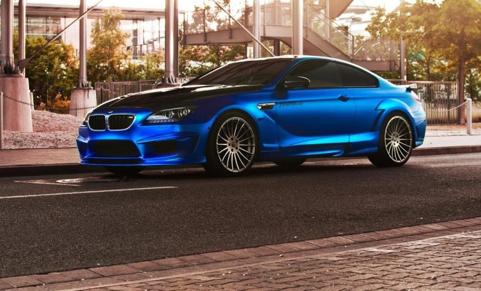 BMW M6 by Hamann and Fostla (2)