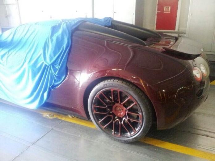 Bugatti Veyron La Finale (2)