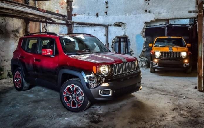 Custom Jeep Renegade by Garage Italia Customs (2)