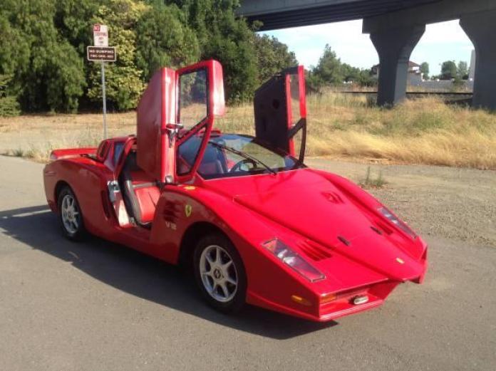 Ferrari Enzo replica (2)