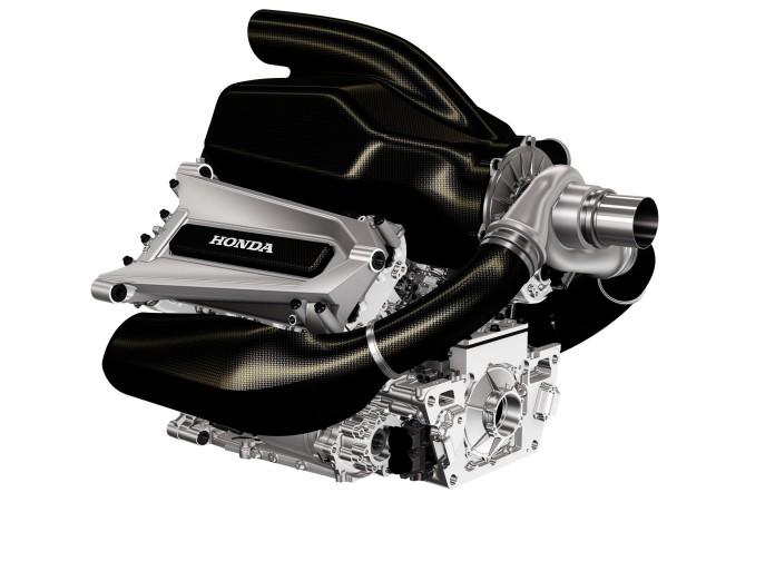 Honda RA615H