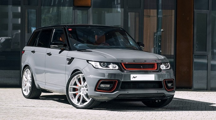 LAND ROVER RANGE ROVER SPORT 3.0 SDV6 DIESEL HSE - 400 LE (LUXURY EDITION)-1