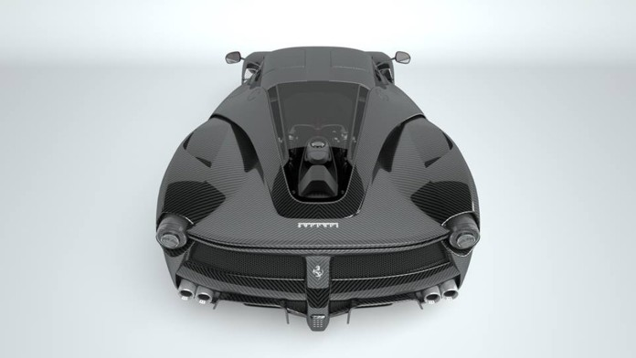 LaFerrari carbon Vitesse AuDessus (8)