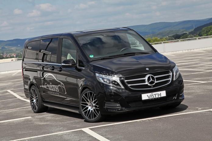 Mercedes-Benz V-Class by VATH (1)