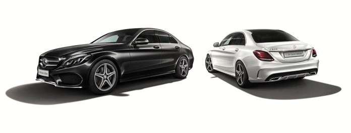 Mercedes C 200 Sports Edition (1)