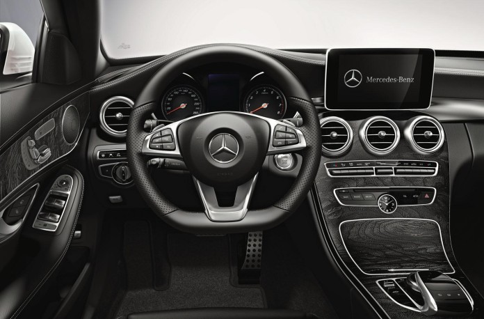 Mercedes C 200 Sports Edition (3)