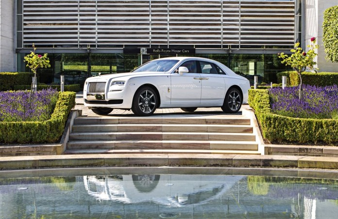 Rolls-Royce Ghost Series II SG50 (1)
