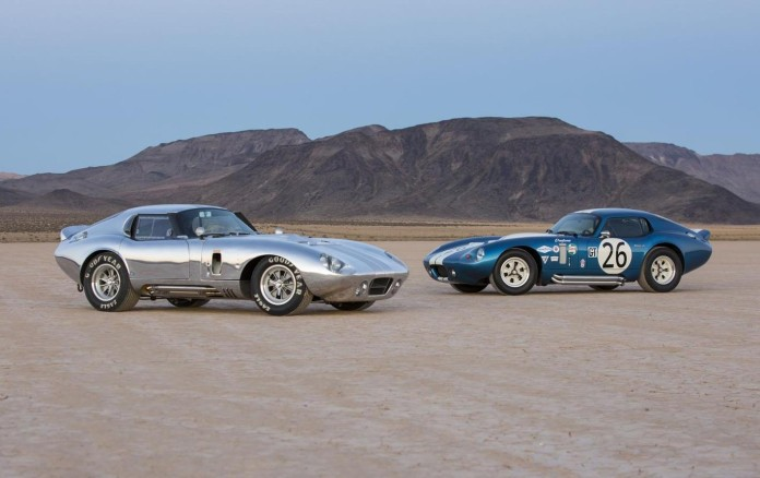 Shelby American 50th Anniversary Cobra Daytona Coupe Series
