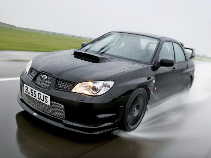 Subaru Impreza RB320
